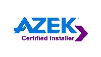 Azek Certified Installer