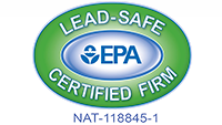 Lead Safe Certified Firm NAT-118845-1