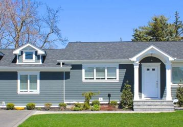 James Hardie Siding & Home Addition, Bethpage NY