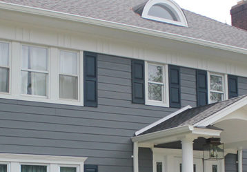 James Hardie Siding Project, Garden City NY
