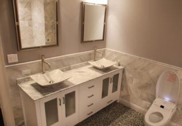 Bathroom Renovation, Syosset NY