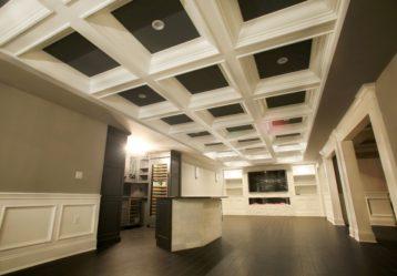 Basement Renovation, Syosset NY
