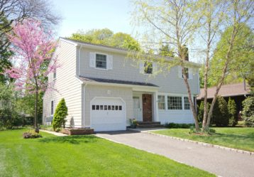 James Hardie Siding Project, Syosset NY