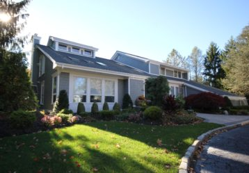 James Hardie Siding Project, Dix Hills NY