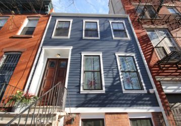 James Hardie Siding Project, Brooklyn NY