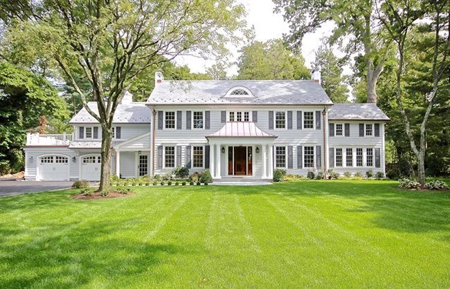 Colonial Style House Remodel
